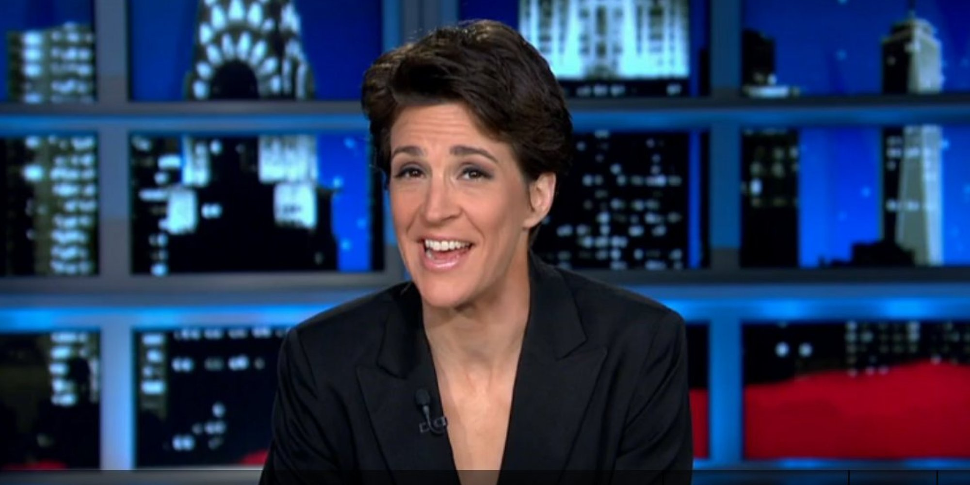 The former Air America personality has covered Russia more than any other cable news host with an analysis by the online publication The Intercept showing Maddow covering the investigation of