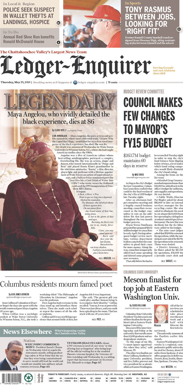 ledger enquirer