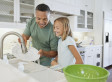 Men Doing Chores Can Help Their Daughters Lead In The Future