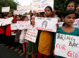 Protesters Surround Hanging Bodies Of Gang-Raped Indian Teens, As Fury Grows