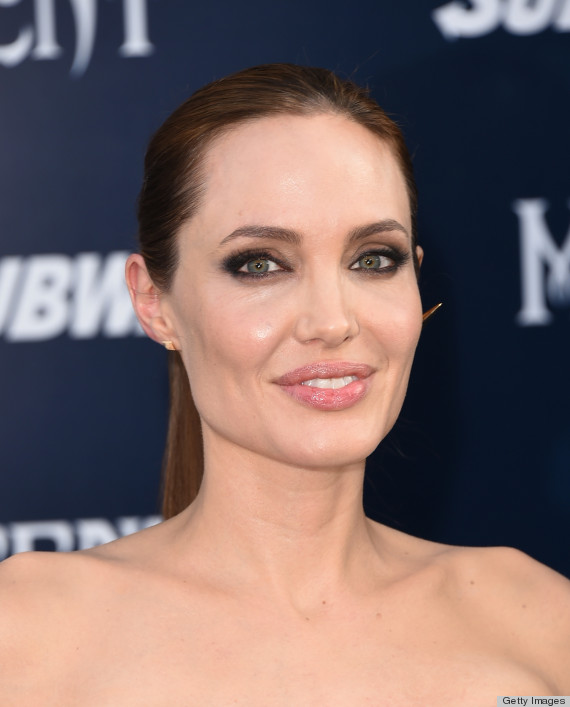 Angelina Jolie's life as a single mom is all about balance