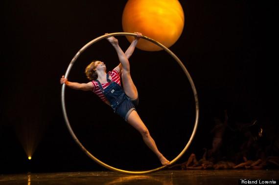 école cirque