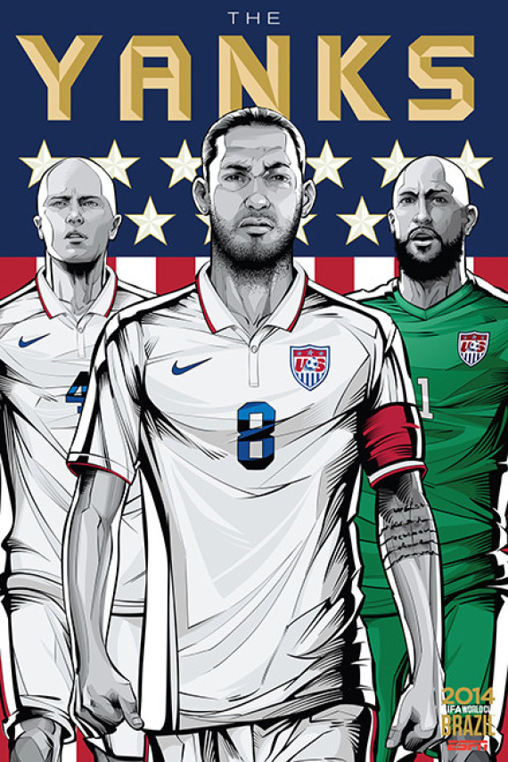 These World Cup Posters Are A Must-See For Any Soccer Super Fan
