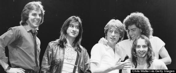 journey band 1981