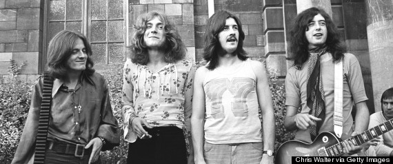 led zeppelin file photo