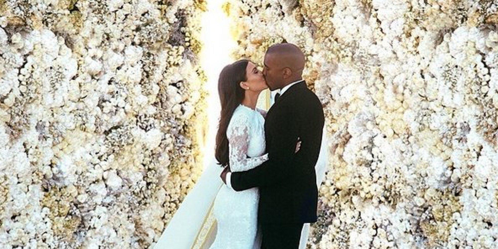 Kimye Wedding Photo Sets Instagram Record For Most Likes