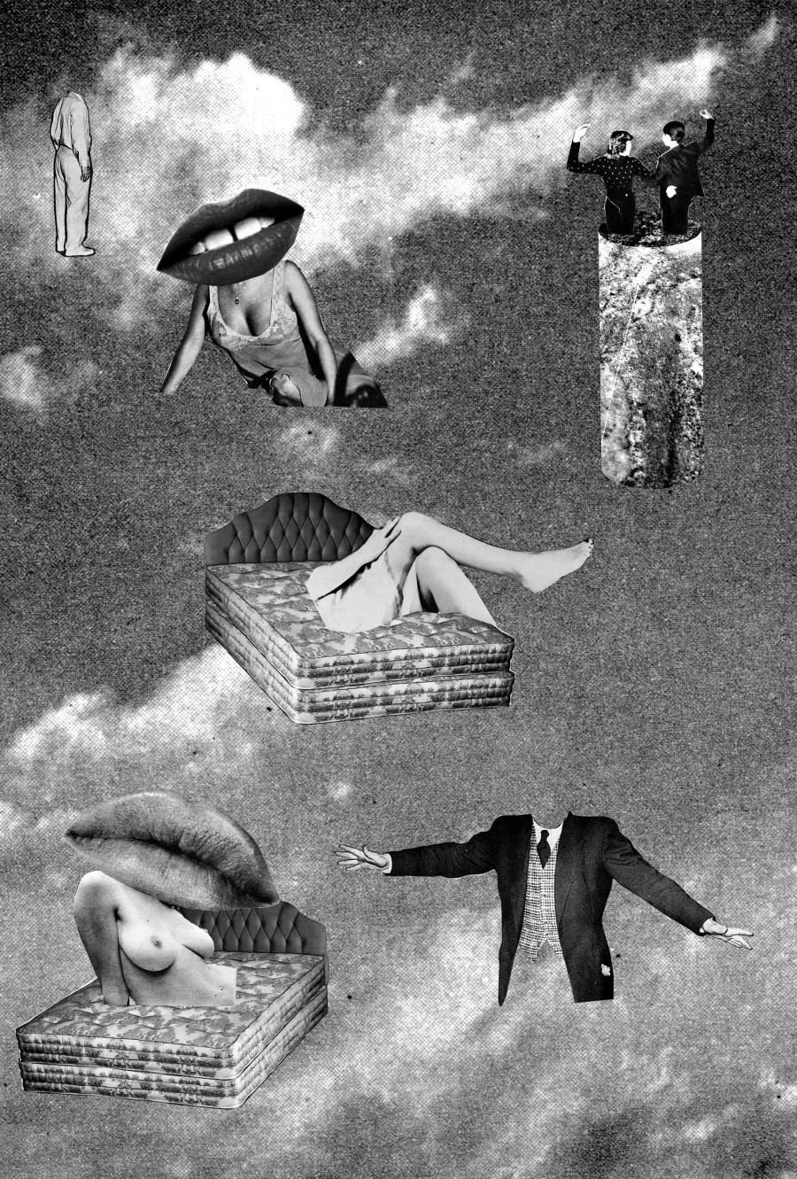 the influence of dadaism on surrealism and Surrealism flourished as a reaction to dadaism, but rather than the negative approach dadaism had, surrealists developed a constructive approach in sharing by forcing himself to work under very strict conditions, masson would for example draw under the influence of drugs or after long periods of time.