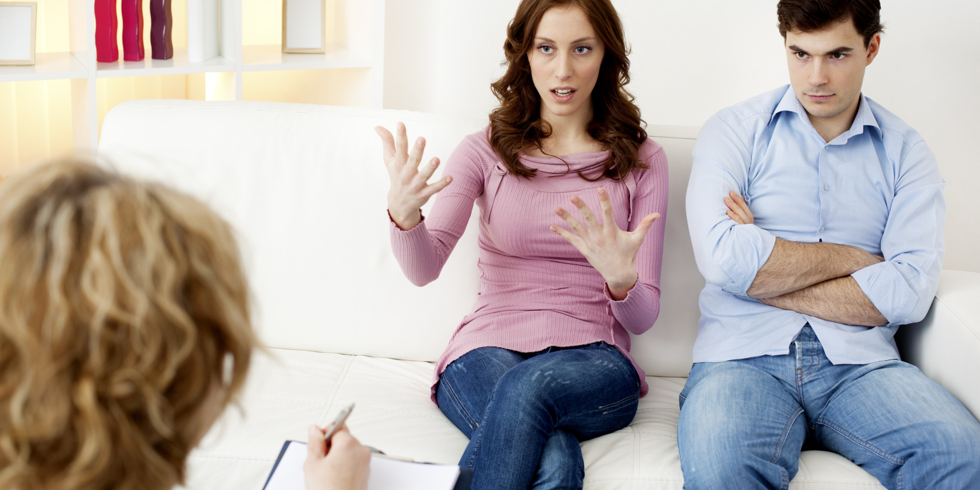 13 Signs You Need To Visit A Marriage Counselor | The Huffington Post