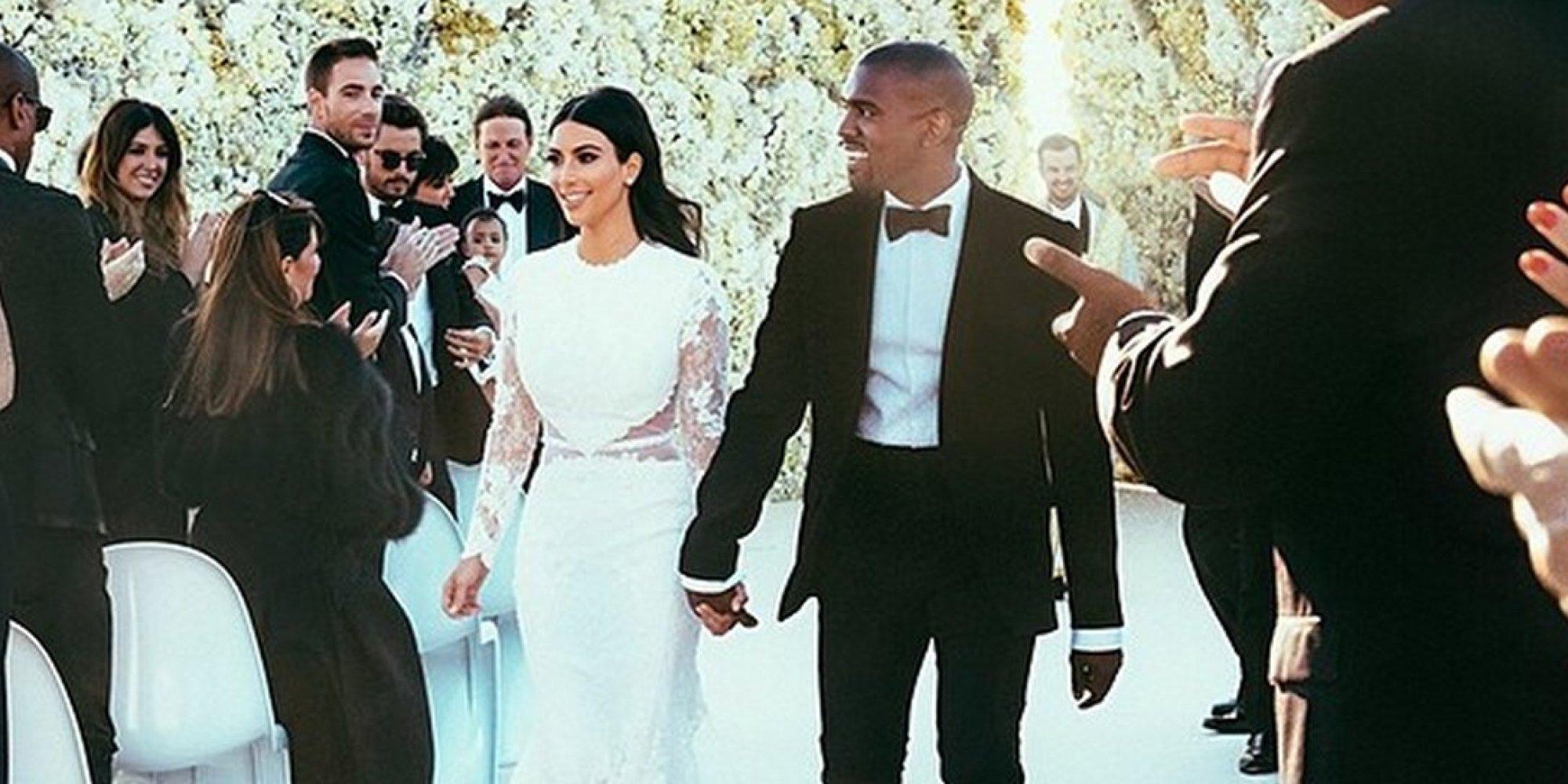 Ny post kim k wedding
