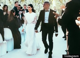 The Weirdest Parts Of The NY Post's Kimye Golden Toilet Wedding Story
