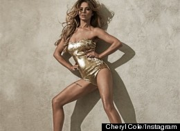PIC: Cheryl's Going For Gold