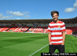 1D Louis To Buy Doncaster Rovers?
