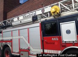 Incendie criminel dans un café de Montréal: un coktail Molotov a été lancé