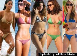 PICS: 150 Hot Celeb Bikini Bodies