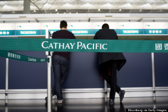 Cathay Pacific Is The Latest Airline To Explore Auctioning Upgrades To The Highest Bidder | The Huffington Post