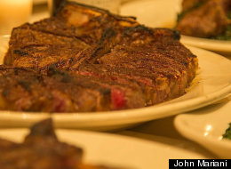 Two New York Steakhouses, Two Different Styles