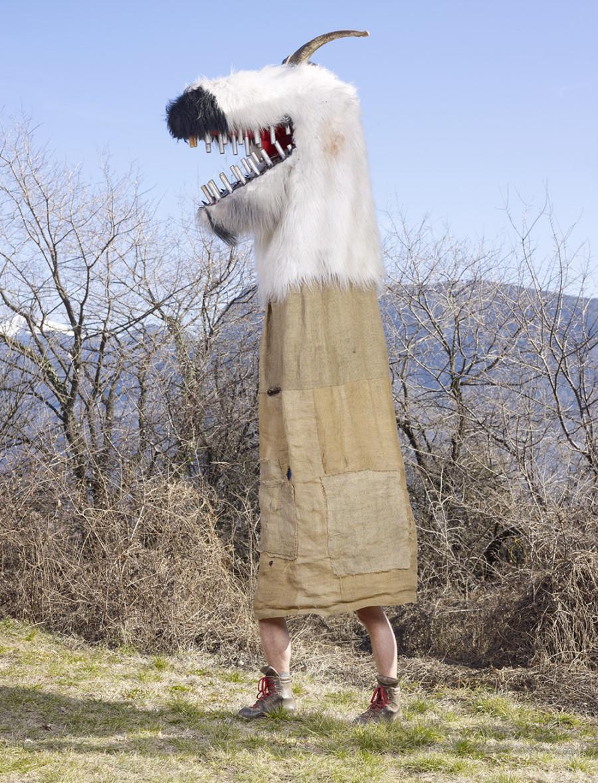 Photographer Captures Surreal Pagan Rituals Still Practiced Today