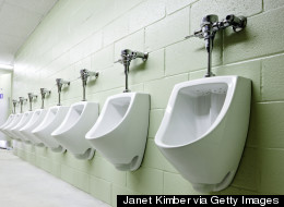 Accused Father And Son Urinal Thieves Flushed Out By Cops