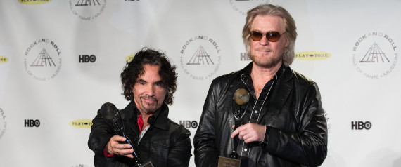 HALL AND OATES ROCK AND ROLL HALL