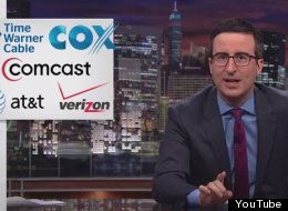 WATCH: John Oliver Vs America's Cable Companies