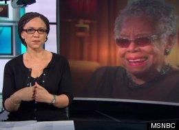 Melissa Harris-Perry's Stunning Maya Angelou Tribute