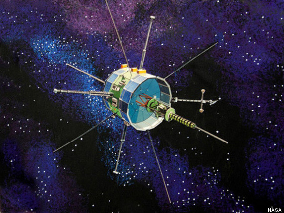 isee 3 spacecraft