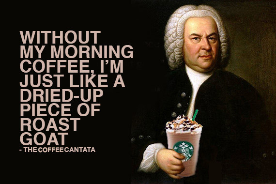 9 Famous Geniuses Who Were Also Huge Coffee Addicts Huffpost Life