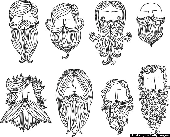 Hockey Player Or Hipster: Guess That Beard!