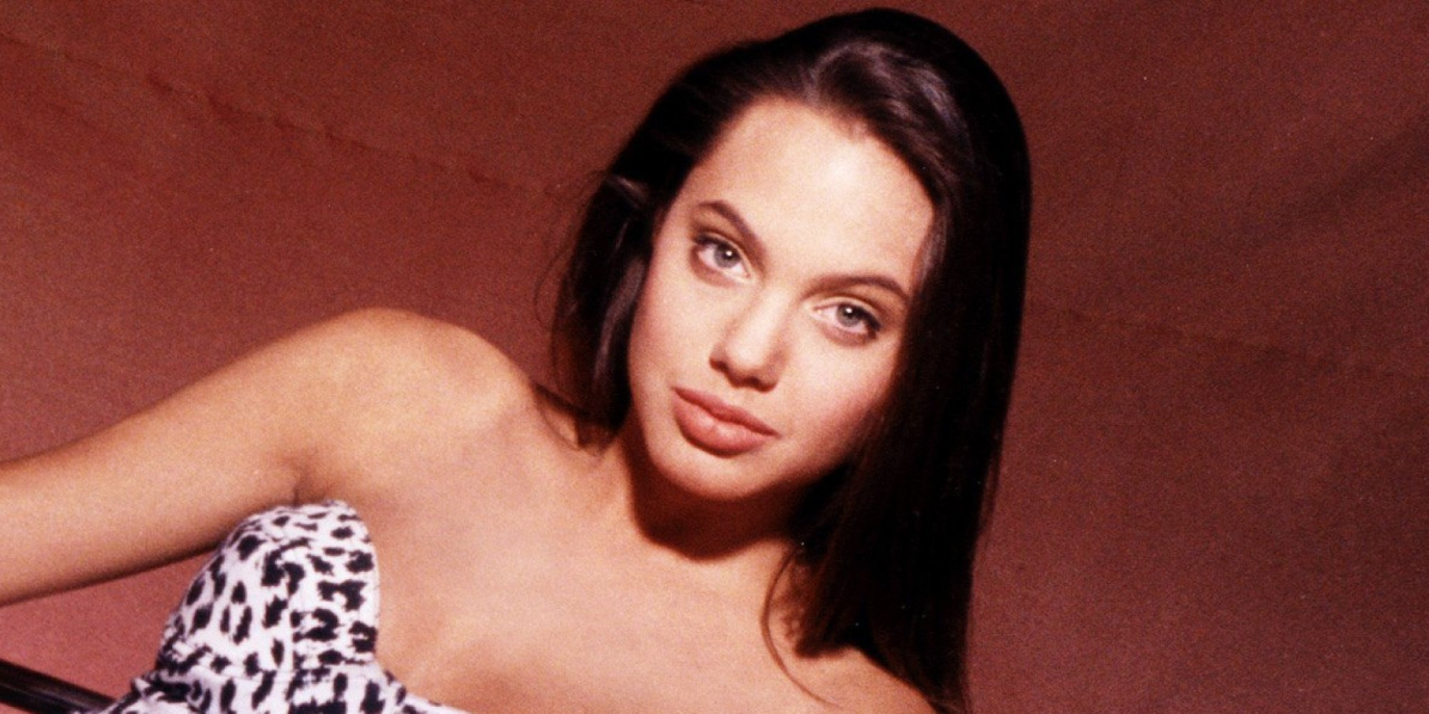 Remember When Angelina Jolie Used To Model?