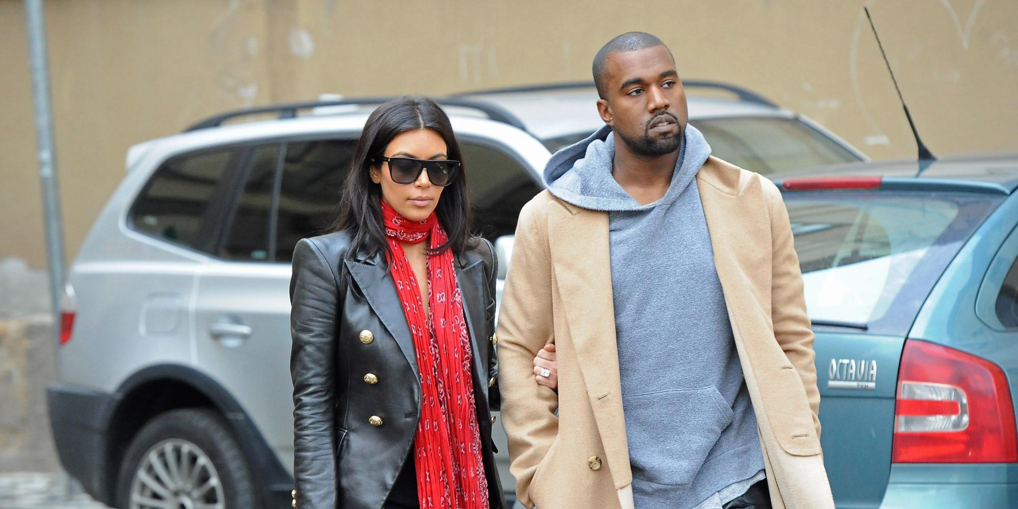 Kim Kardashian Wedding Gift: Kanye West Gave Kim Kardashian A Nude Portrait Of Herself