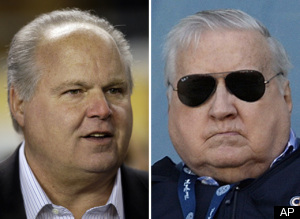 Rush Limbaugh George Steinbrenner