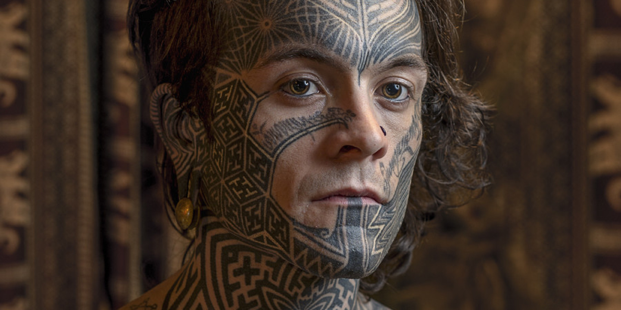 You May Have Judgements About Face Tattoos, But This Will