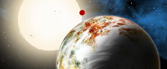 méga planète