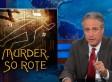 Jon Stewart Rips The Public's Apathy Over Gun Violence