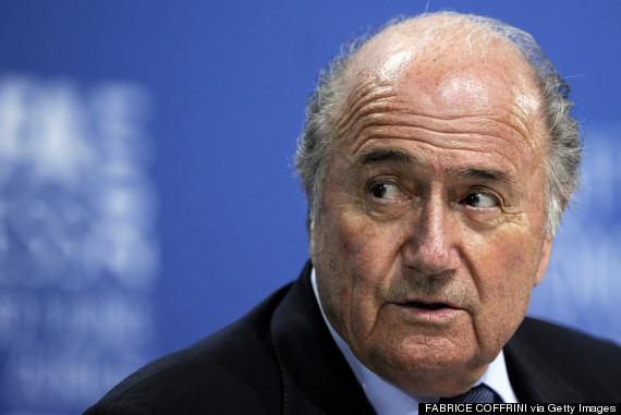 sepp blatter election
