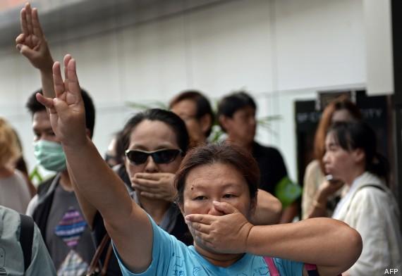 thailande hunger games