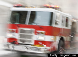 Man Steals Fire Truck, Goes On Joyride: Cops