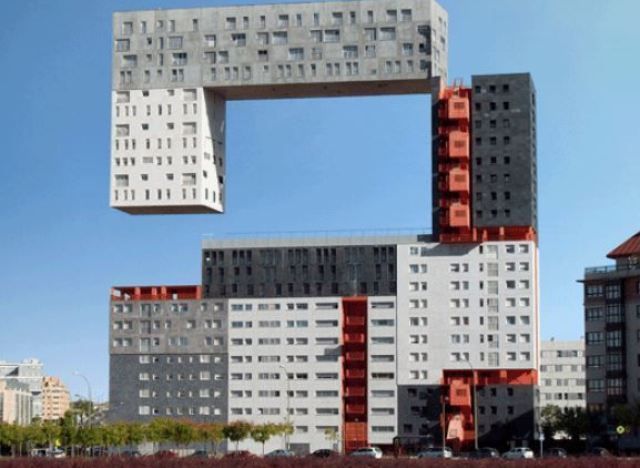 Architecture anim e en gifs axel de stampa donne vie for Photos architecture batiment