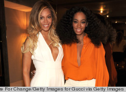 Beyoncé And Solange Reunite In The Most Fashionable Way