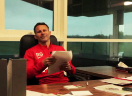LOOK: Sneak Peek At ITV's Giggs Documentary