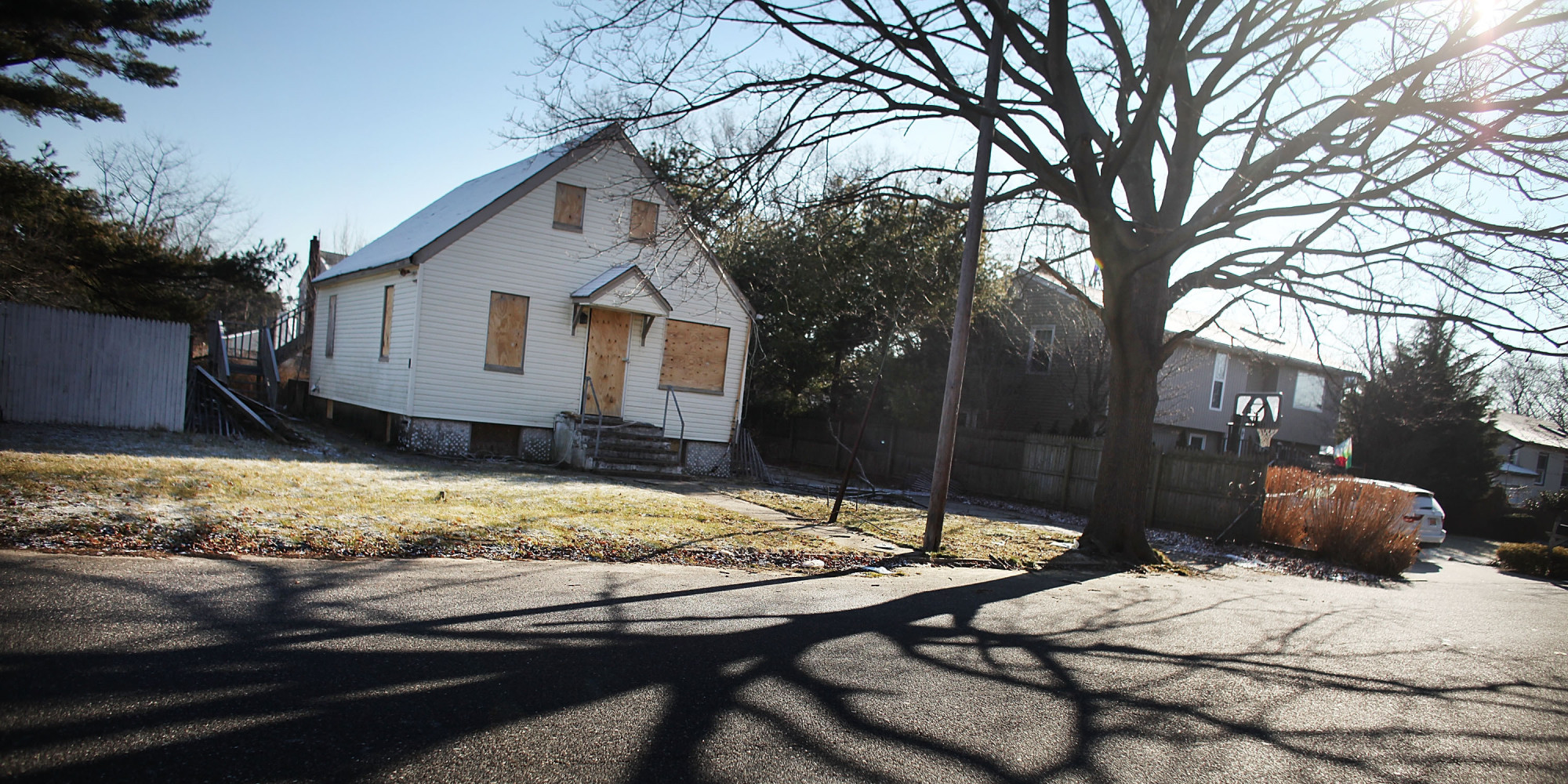 New York State Abandoned Property Neighborhood Relief Act Of