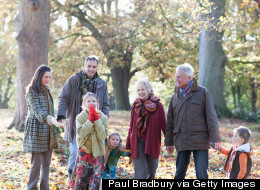 5 Ways To Engage 5 Generations In Healthy Living