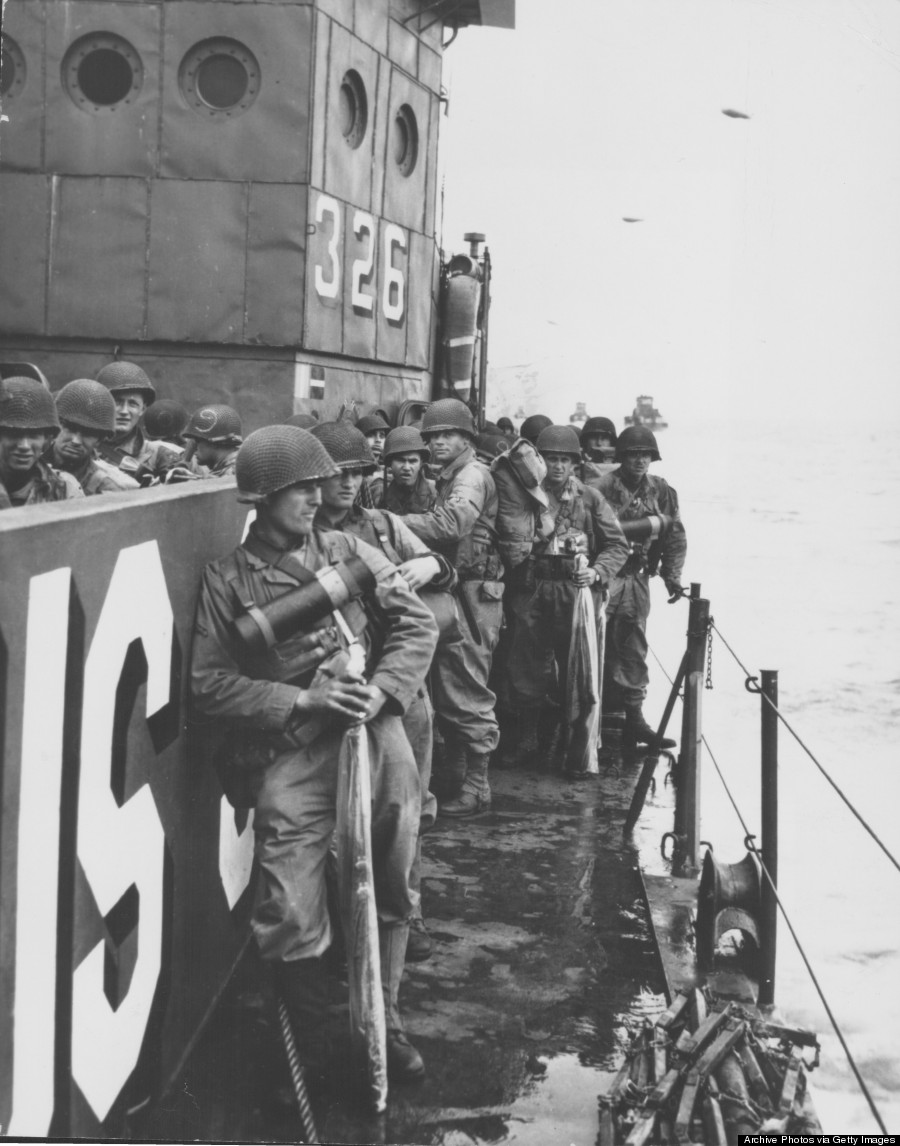 us troops of the first army