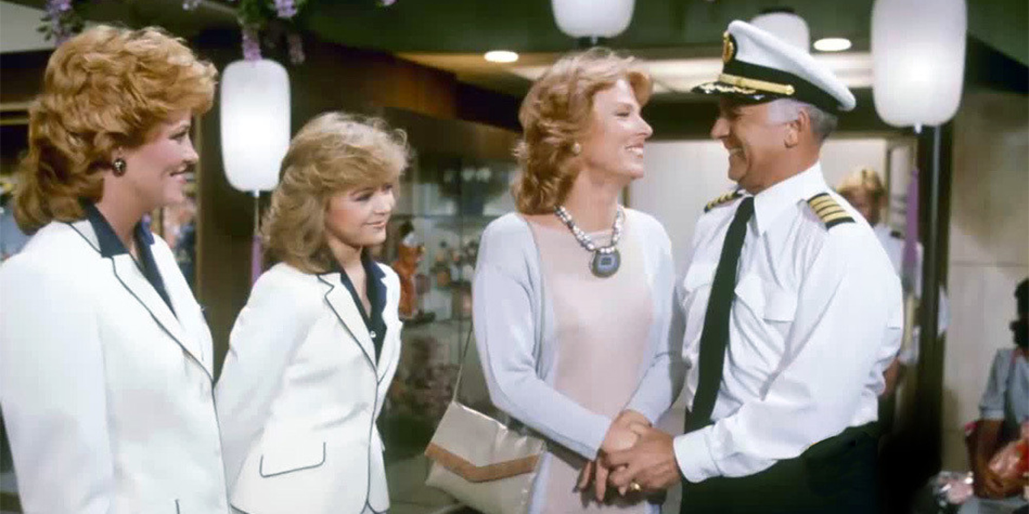 The Love Boat Cruise Director Says Show Was About Free Sex Video Huffpost