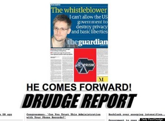 snowden drudge splash
