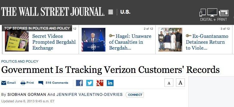 gov tracking