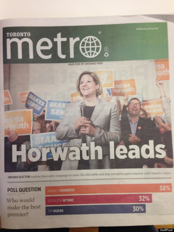horwath leads metro