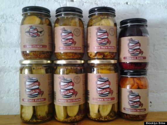 brooklyn brine pickles