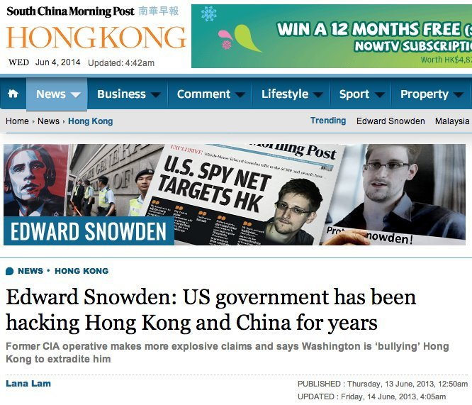 hong kong hacking