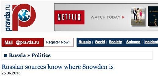 russia knows